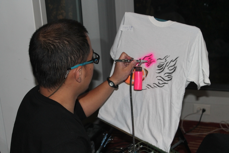 Air Brush Artist