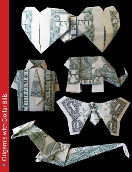 Dollar Bill Orgami