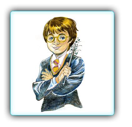 Harry - Caricaturist