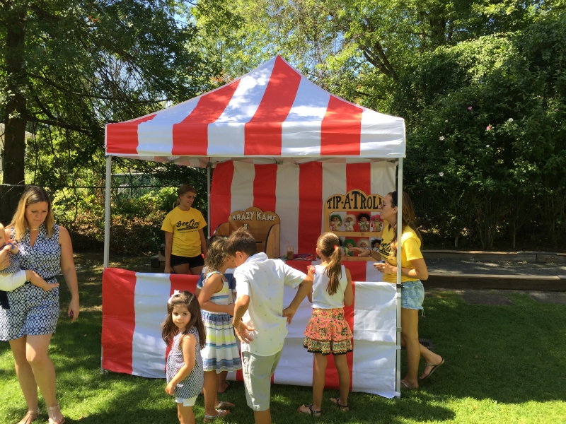 Carnival Tent Rentals & Games New Jersey & NYC | Beeline Entertainment