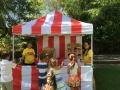 Carnival Game Fun At A Block Party