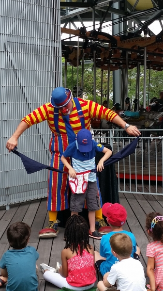 Clown Magic Show