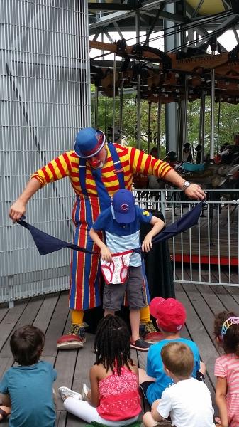Clown Magic Show