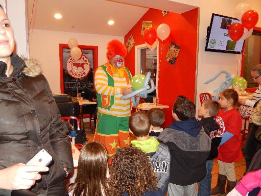 Everyone Loves A Clown