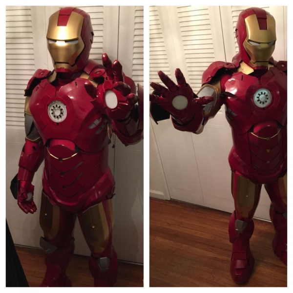 Iron Man High End Performer