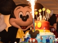 Mr Mouse w/ Birthday Cake