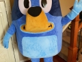 Blue  Dog  Character
