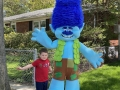Blue Troll Character