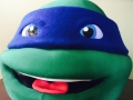 Blue Fighting Turtle