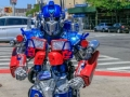 Truck Robot Costume