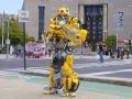 Yellow Transformer