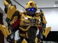 Yellow Robot Character