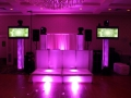 Sweet 16 package with LED Stage
