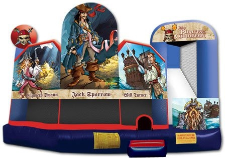 Pirates Of The Caribbean 5-in-1
