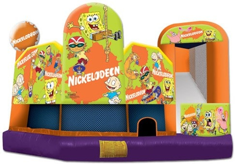 Nickelodeon 5-in-1
