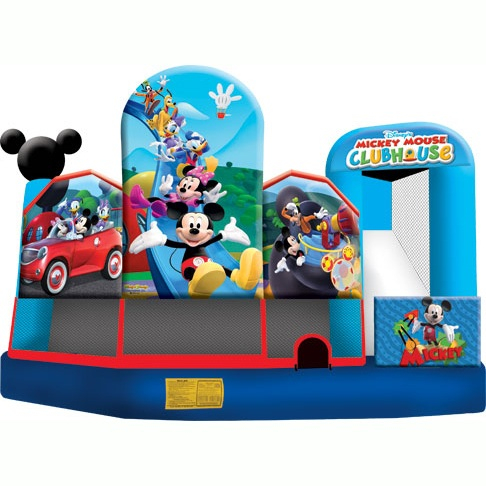 Mickey Mouse 5-in-1