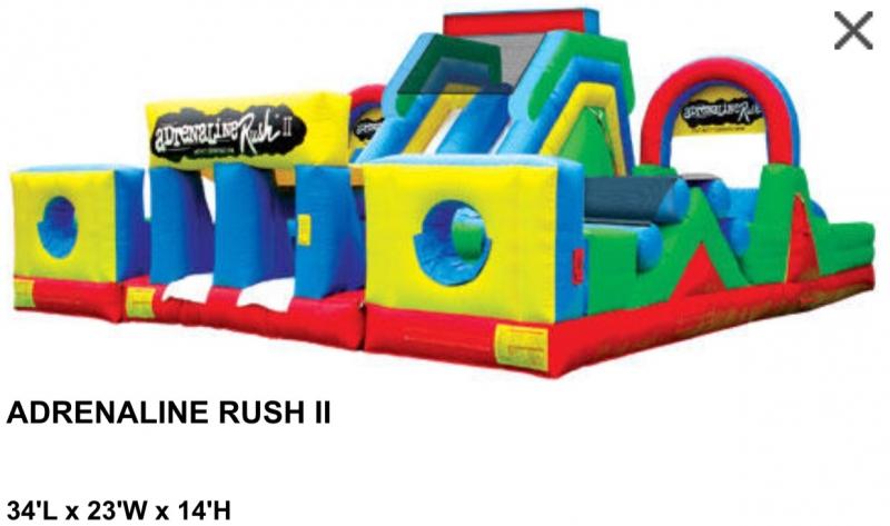 Adrenaline Rush II