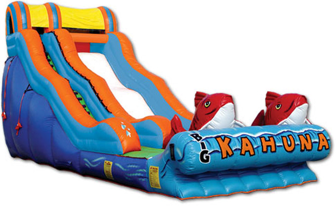 Big Kahuna Super Wet/Dry Slide