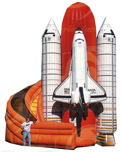 Space Shuttle Super Slide